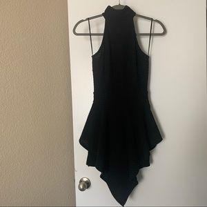 Black Dressy Romper